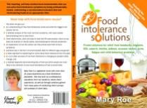 Food Intolerance full cover spread